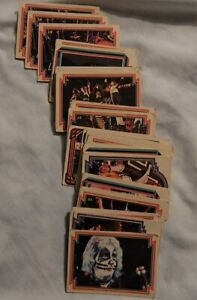 KISS Trading Cards   SOLD