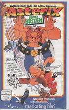 Asterix bei den Briten VHS Videokassette Gebraucht Gut Gallier Cäsar