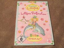 Prinzessin Lillifee - Lillifees Delfinshow - PC CD-ROM-Spiel für WIN und MAC Neu