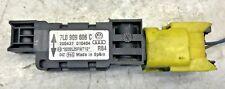 VW TOUAREG 02-10 PHAETON AIRBAG CRASH SENSOR 7L0909606C