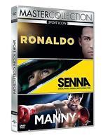 Sport Icon (Ronaldo - Senna - Manny) - Cofanetto Con 3 Dvd - Nuovo Sigillato