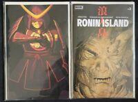 RONIN ISLAND #2 Variant Set 2019 BOOM! STUDIOS