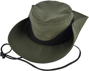 Safari Fishing-Bucket Hat Juniper Outdoor New Camping Hiking Climbing Sun Pro.