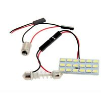 del coche 18 5630 SMD LED Panel de Luz interior + T10 / BA9S / plafon version V8