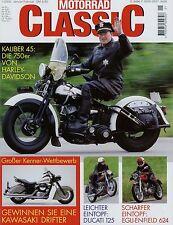 Motorrad Classic 1/00 2000 Ducati 125 Egli-Enfield 624 Sgonina Special Panther