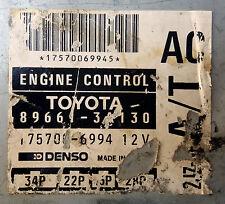 Toyota 89661-3A130 2JZ-GE A/T ECT ECU ECM PCM oem jdm used