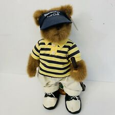 2006 Limited Edition Bearington Peter Putter Plush Bear With Stand & Tags