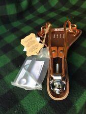Gyes leather saddle Gs-06 Cu/honey...560-051!
