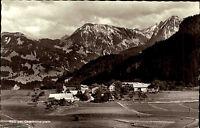 RIED b. Obermaiselstein Bayern AK 1960 Fernansicht Ort alte Postkarte