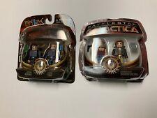Battle Star Galactica Toys R Us Minimates Set New Opened Minimate BSG Series