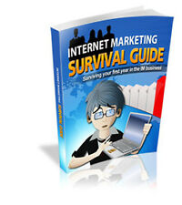 INTERNET MARKETING SURVIVAL GUIDE Helps You Beat The Online Competition (CD-ROM)