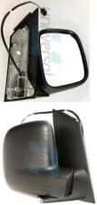 RIGHT electric heated wing door mirror VW CADDY LIFE 2K 2004-2010 Rétroviseur