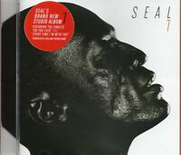 Seal - 7 (2015 CD) New & Sealed