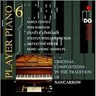Player Piano 6, Original compositions in the tradition of Nancarrow, , Very Good