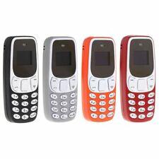 Mini Phone BM10 Dual SIM TF Card Wireless Bluetooth Voice Dialer MP3 2G3G4GGSM
