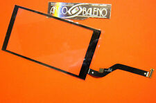 VETRO + TOUCH SCREEN per HTC DESIRE 626 626G PER DISPLAY NERO VETRINO RICAMBIO
