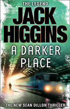 *BRAND NEW* A Darker Place by Jack Higgins Hardback 2009
