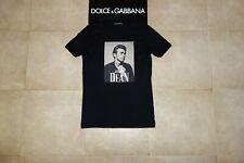 17a4f940e3e222 Dolce Gabbana Black Label Runway JAMES DEAN T-shirt 50 IT (M-L) MadeInItaly