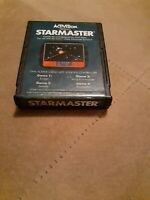 STARMASTER by ACTIVISION for ATARI 2600 ▪︎ CARTRIDGE ONLY ▪︎FREE SHIPPING ▪︎