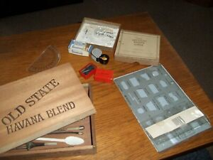 Vintage Drawing Instruments Various