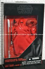 "Star Wars The Black Series 3.75"" Figure Emperor's Royal Guard"