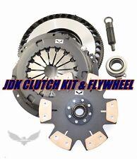 JDK 90-93 CELICA & 91-95 MR2 2.0T STAGE4 PERFORMANCE RACE CLUTCH KIT & FLYWHEEL