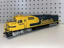 Athearn Genesis HO Scale Sante Fe SDPF40F #5255 DCC/Sound Equipped