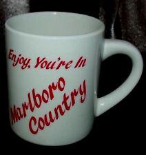 Enjoy, You're in Marlboro Country Coffee Mug/Cup Cigarettes?