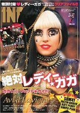 "INROCK Jul 2011 7 Japan Music Magazine Avril Lavigne ""Lady Gaga Perfect Guide"""