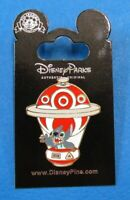 Disney Pin Hot Air Balloon - Mystery Pin Collection - Stitch