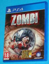 Zombi - Sony Playstation 4 PS4 - PAL