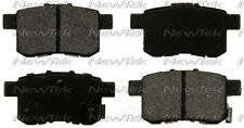 Disc Brake Pad Set Rear NewTek SMD1336H