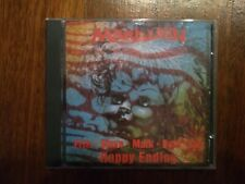 MARILLION HAPPY ENDING WEMBLEY ARENA RARE OOP FISH Limited Edition 1CD Clutching