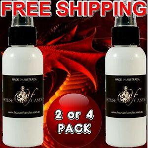 DRAGONS BLOOD Perfume Body Spray Mist VEGAN & CRUELTY FREE Bulk Buy