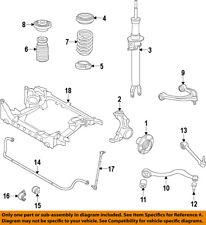 BMW OEM 14-16 528i xDrive Front Suspension-Coil Spring 31336794635
