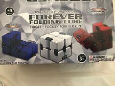 Fidget Forever Folding Cube