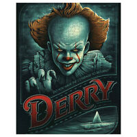 IT Pennywise Derry 1000 Piece Puzzle