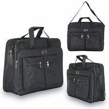 "Acquisition Business Laptop Case Bag Strap & Zip up to 17"" Notebook Computer"