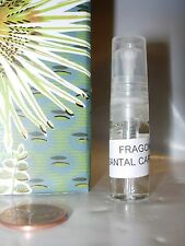 WOMENS FRAGONARD SANTAL CARDAMOME Perfume 3 ML SPRAY EDP SANDALWOOD PEPPER MUSK