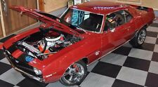 1969 Chevrolet Camaro SS 396 468 4-Speed Restomod MUST SELL! NO RESERVE!