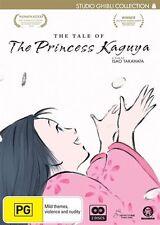 The Tale Of The Princess Kaguya (DVD, 2015)
