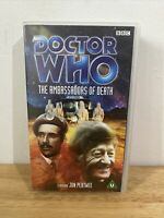 Doctor Who: The Ambassadors Of Death-Vhs-Jon Pertwee