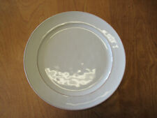 "Pottery Barn Portugal CAMBRIA WHITE Dinner Plate 12""     8 available"