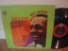 1966 MILT JACKSON LP RIVERSIDE FUNK BOP JAZZ - Bags & Brass