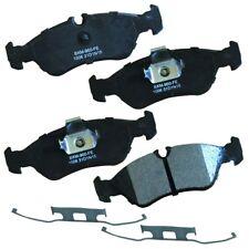 Disc Brake Pad Set-Stop Semi-Metallic Brake Pad Rear Bendix SBM1006
