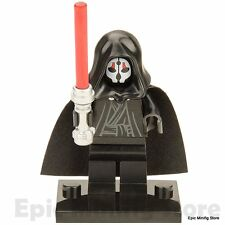 Custom SITH Lord DARTH Nihilus Star wars version est compatible avec LEGO Vendeur Britannique