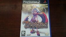 Disgaea Hour of Darkness (Sony Playstation 2, PS2) No Manual PAL RPG Strategy