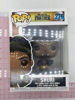 FUNKO POP! - Marvel Black Panther - SHURI #276 D02
