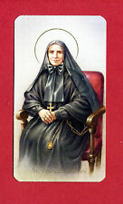 SANTINO SANTA FRANCESCA CABRINI IMAGE PIEUSE - HOLY CARD-  Heiligenbild
