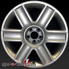 "17x7.5"" Audi TT OEM Wheel 03 04 05 06 Silver Stock Rim 58762 Reman N0601025AAZ17"